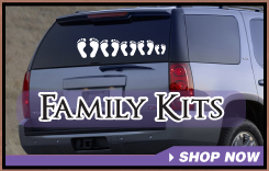 Family Decal Kits